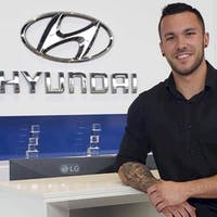 Lucas Machado at Winnipeg Hyundai