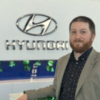 Reuel Sansregret at Winnipeg Hyundai