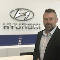 Chris Martin at Winnipeg Hyundai