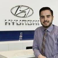 Michael Rodrigues at Winnipeg Hyundai
