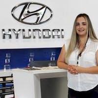 Shelby Foxon at Winnipeg Hyundai