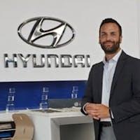 Jeff Treichel at Winnipeg Hyundai