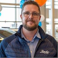 Stephen Butler at Zender Ford