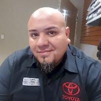 Daniel Acosta at Sierra Toyota