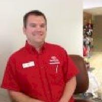 Austin Fornof at Sierra Toyota - Service Center