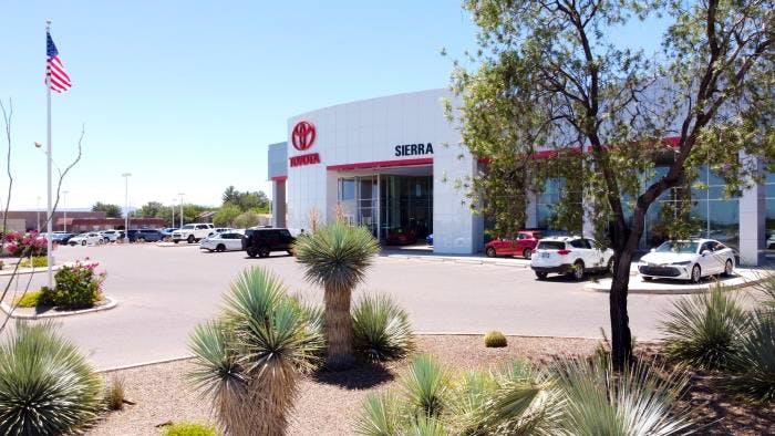 Sierra Toyota, Sierra Vista, AZ, 85635