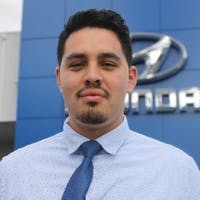 Oscar Rodriguez at Harbor Hyundai