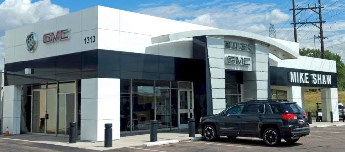 Mike Shaw Buick Gmc >> Alpine Buick Gmc South Buick Gmc Used Car Dealer