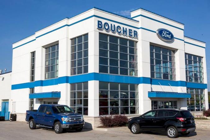 Gordie Boucher Ford of Menomonee Falls, Menomonee Falls, WI, 53051