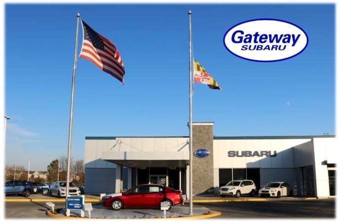 Gateway Subaru, Delmar, MD, 21875