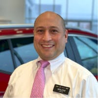 Walter  Borrmann at Flemington Chevrolet Buick GMC Cadillac