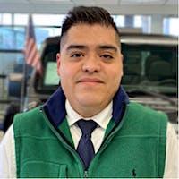 Eder Gonzalez at Flemington Chrysler Jeep Dodge Ram