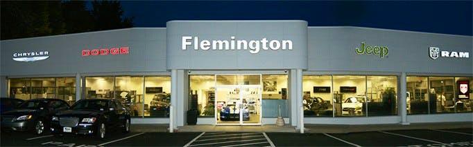 Flemington Chrysler Jeep Dodge Ram, Flemington, NJ, 08822