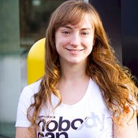 Lauren Leabman at MINI of Allentown