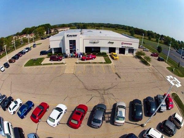 Kayser Chrysler Center of Watertown, Watertown, WI, 53094