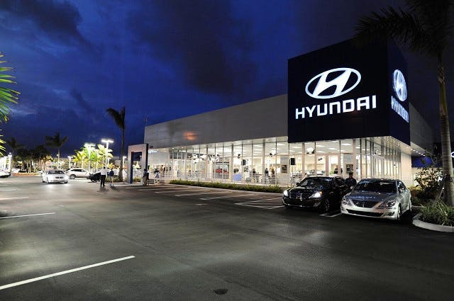 Napleton's West Palm Beach Hyundai, West Palm Beach, FL, 33409