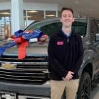 Boston Griffin at Mark Allen Chevrolet