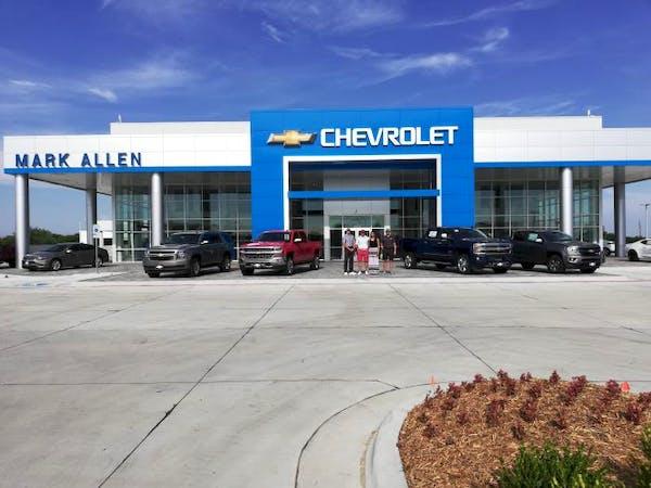Mark Allen Chevrolet, Tulsa, OK, 74033