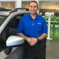 Ziad Abdelmassih at Faulkner Subaru Bethlehem