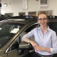Morgan McGinnis at Faulkner Subaru Bethlehem