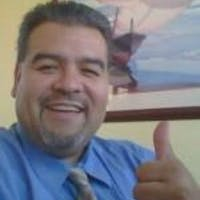 Vince Contreras  at Metro Nissan of Montclair