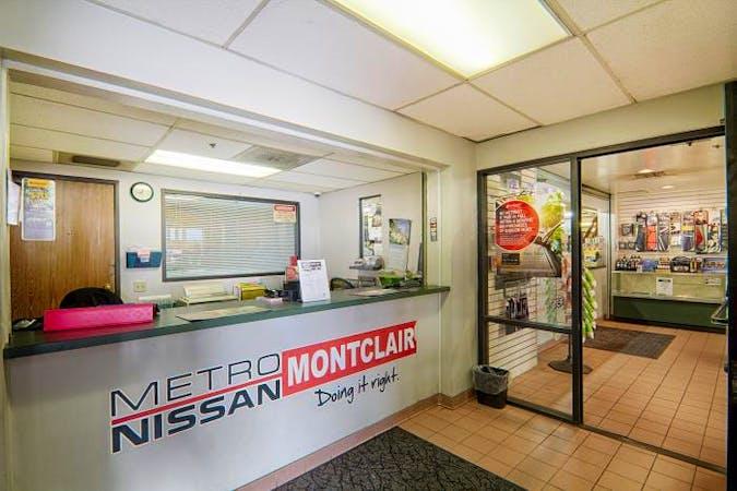 Metro Nissan of Montclair, Montclair, CA, 91763