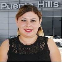 Irais  Barrientos at Puente Hills Nissan