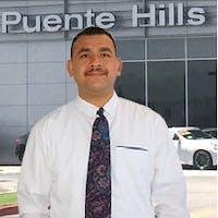 Giovanni  Briseno at Puente Hills Nissan