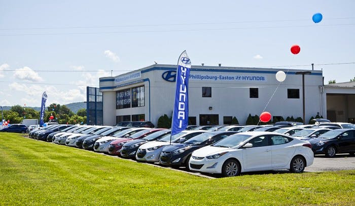 Phillipsburg Easton Hyundai >> Brown Daub Hyundai Hyundai Service Center Dealership
