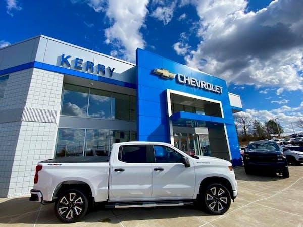 Kerry Chevrolet Hyundai, Alexandria, KY, 41001