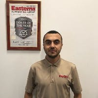 Hassib  Nikzad at Easterns Automotive Group of Sterling