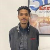 Travon Selby at Easterns Automotive Group of Sterling