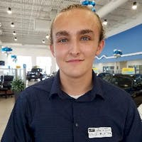 Austin Belardi at Priority Honda Hampton