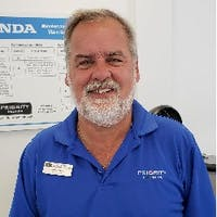 Jim Comey at Priority Honda Hampton