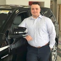 Brandon Harris at Cassens Chrysler Dodge Jeep RAM