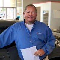 Tony Goodman at Cassens Chrysler Dodge Jeep RAM