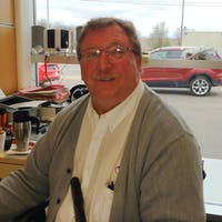 George Polingo at Holt Motors