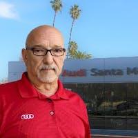 Steve Miller at Santa Monica Audi