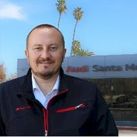 Mark Kalinowski at Santa Monica Audi