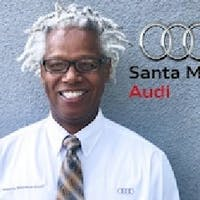 Munuwell Barrett at Santa Monica Audi