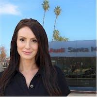 Marybeth Poulton at Santa Monica Audi