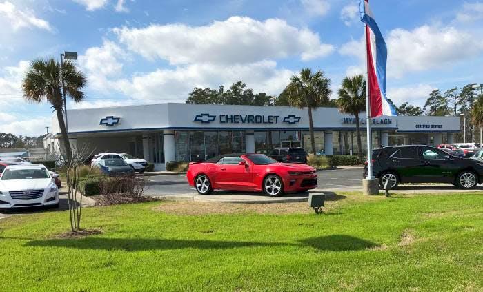 Myrtle Beach Chevrolet Cadillac, Myrtle Beach, SC, 29577