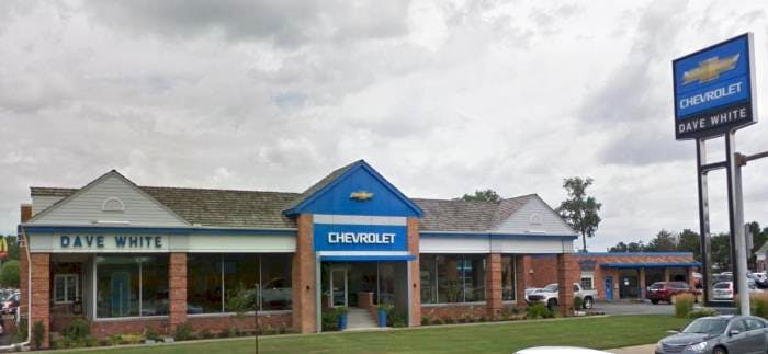Dave White Chevrolet, Sylvania, OH, 43560