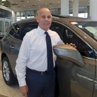 Jerry Peyman at Liberty Buick