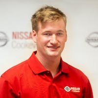 Zack Smith at Nissan of Cookeville