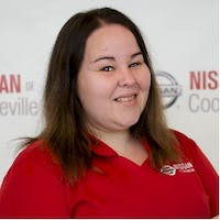 Misty Dodson at Nissan of Cookeville