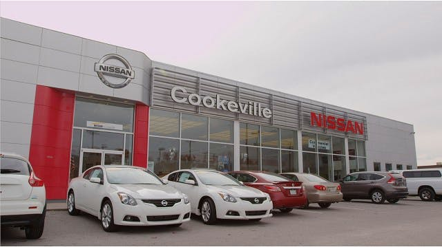 Nissan of Cookeville, Cookeville, TN, 38501