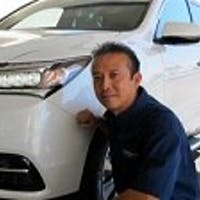 Vinnie Hoang at Elk Grove Acura