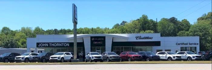 John Thornton Buick GMC, Carrollton, GA, 30117