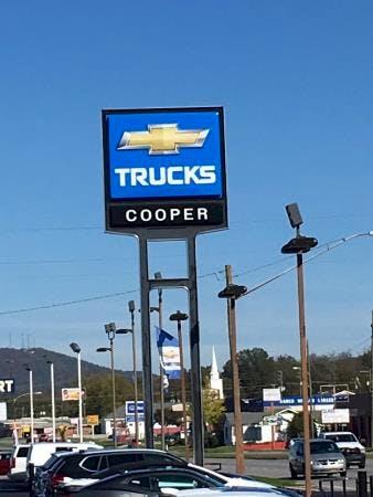 Cooper Chevrolet Buick, Anniston, AL, 36201